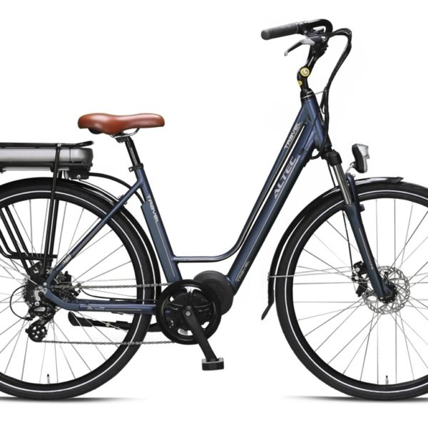 Altec Travel E-Bike 480 Wh Bafang Middenmotor 28 inch Blauw